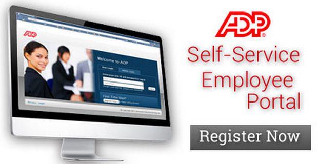 Adp self service portal