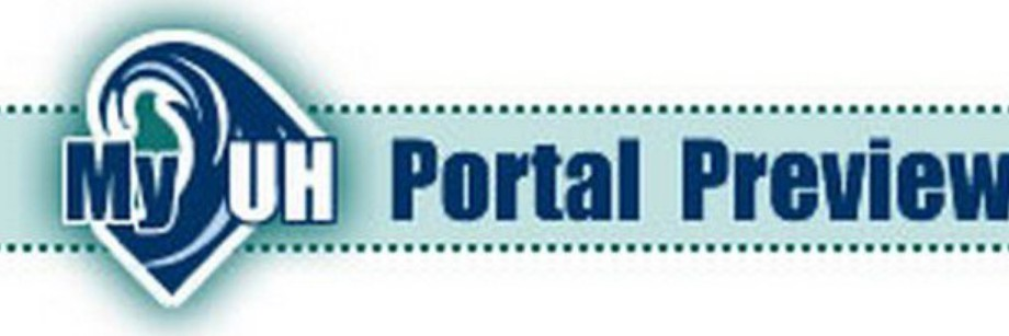 My Uh Portal