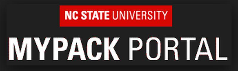 NCSU Mypack Portal North Carolina State University