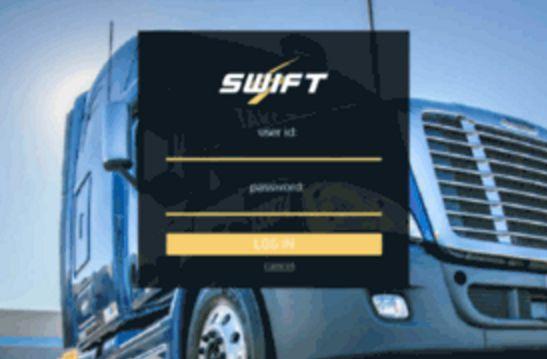 Swift driver portal