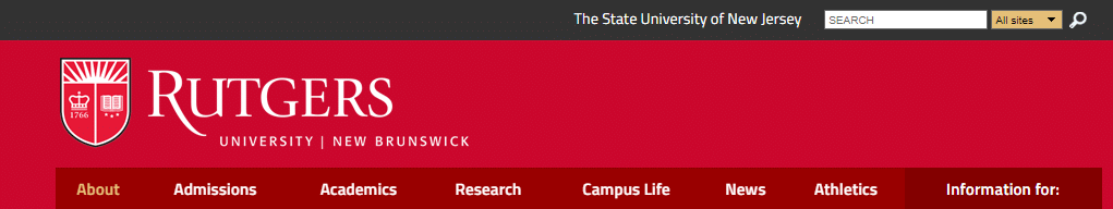 Rutgers Portal