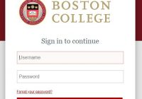 Boston College Portal