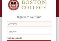 Boston College Portal