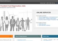 UAN employer portal login